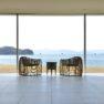小豆島のフォトジェニックスポット ② 小豆島国際ホテル ロビー